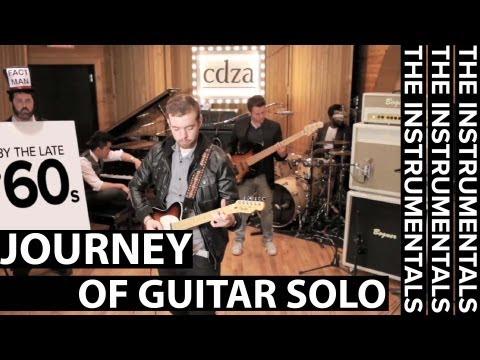 Evoluce kytarového sóla
