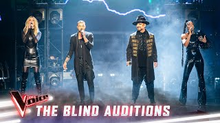 The Blind Auditions: The Coaches sing 'In The Air Tonight' | The Voice Australia 2019