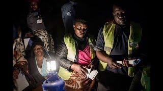 Zimbabwe counts votes - VIDEO