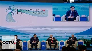 Business leaders use B20 to influence policy making