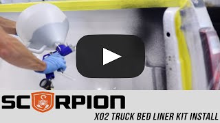 In the Garage with Performance Corner: Scorpion Truck Bed Liner