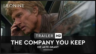 The Company You Keep - Die Akte Grant Film Trailer