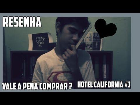 Hotel Califórnia - Resenha do livro da A.C. Nunes | Estante Perdida