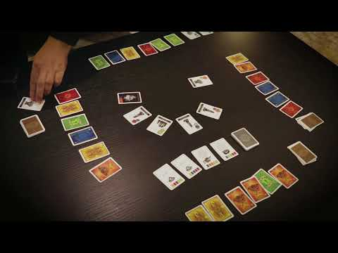 Darkness Card Game- How to Play