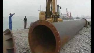 preview picture of video 'Lagos Nigeria, Conceived Engineering of  Eko Atlantic City'