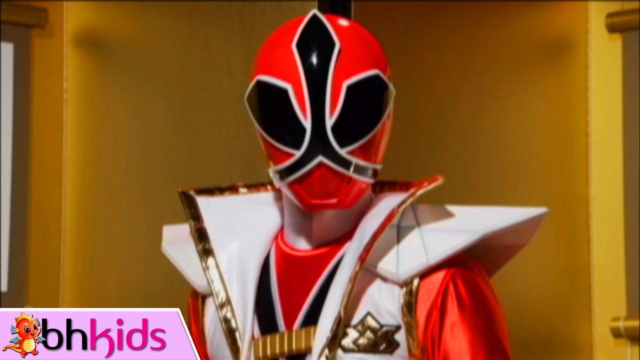Siêu Nhân Thần Kiếm -  Power Rangers Samurai, Tập  33: Mãnh Ngưu Đại Vương