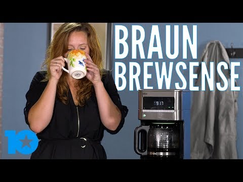 REVIEW: Braun BrewSense CoffeeMaker