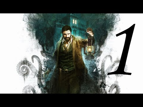 Call of Cthulhu #1... Edward Pierce!  [1080p 60FPS] CZ