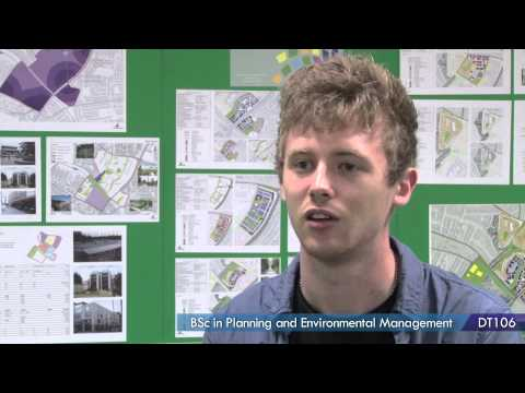 DT106  Planning & Environmental Management - Dublin Institute of Technology - DIT