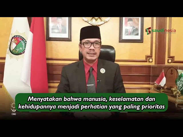 Risalah Persahabatan Dubes RI Untuk Arab Saudi dan Pesan Untuk Masyarakat Indone …