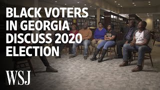 Black Democrats and Republicans in Georgia Debate the Issues | WSJ