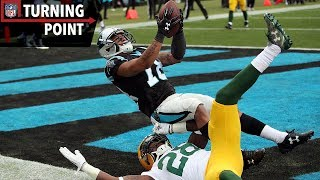 """Aaron Rodgers' Return Against Panthers Spoiled By a """"Cheek"""" (Week 15) 