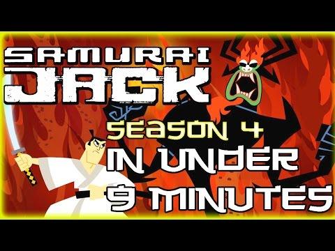 Samurai Jack Recap Season 4 . What Happened in Samurai Jack Season 4?
