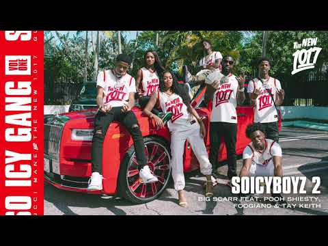 Big Scarr - SoIcyBoyz 2 (feat. Pooh Shiesty, Foogiano & Tay Keith) [Official Audio]