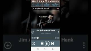 Alan jackson- jim and jack and hank