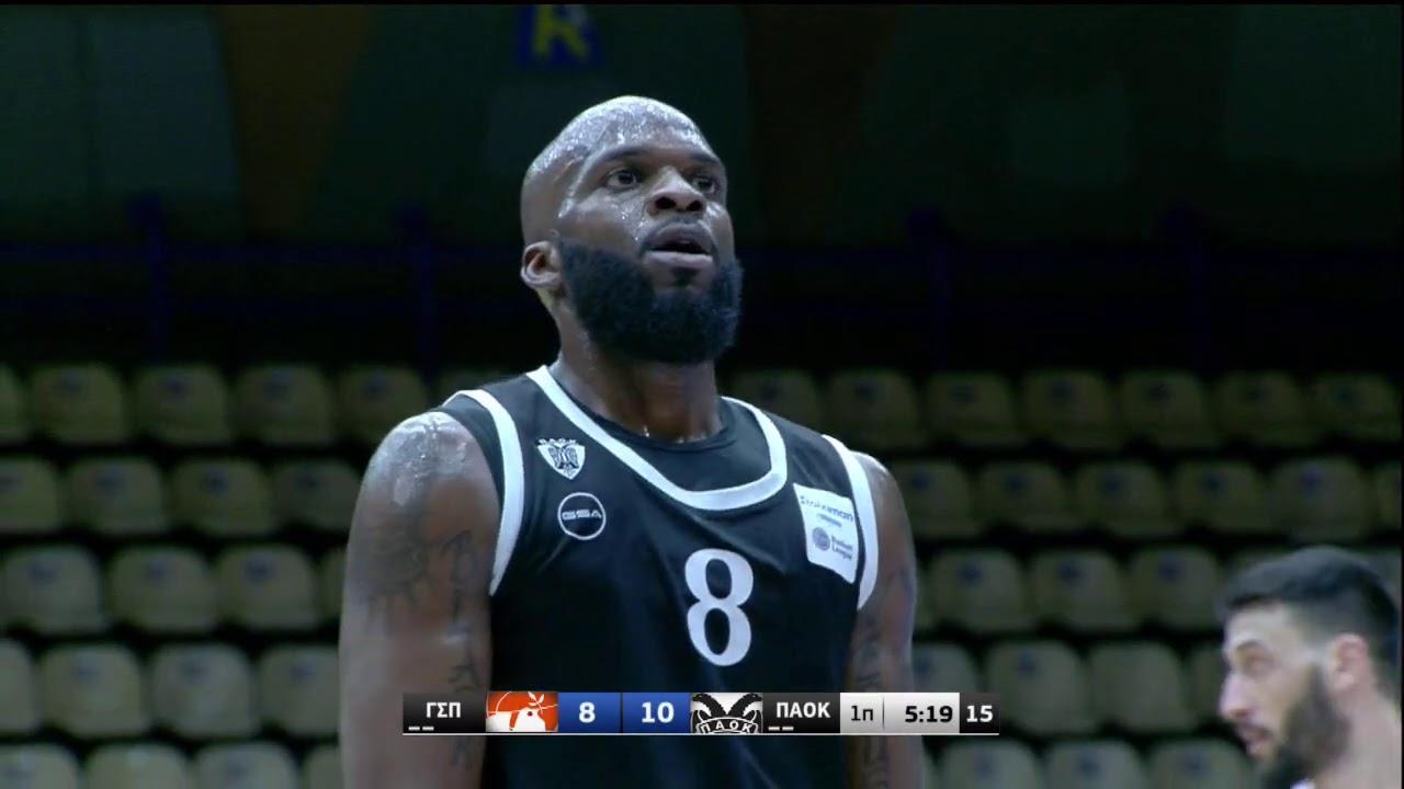 BasketLeague | Περιστέρι -ΠΑΟΚ | 03/01/2021 | ΕΡΤ