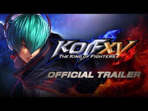 Premier trailer de gameplay de The King of Fighters XV