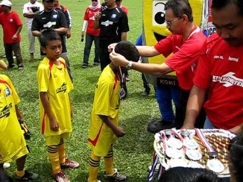 Wira SKBB - Naib Johan 1st Komuter-KOMI Soccer Kids @ 22 Mei 2010
