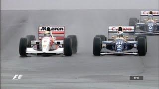 F1s Greatest Lap? Ayrton Senna At Donington 1993
