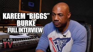 """Roc-a-Fella Founder Kareem """"Biggs"""" Burke (Full Interview)"""