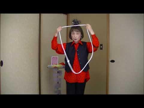 【白岡コミセン動画配信】はつみのマジックショー3