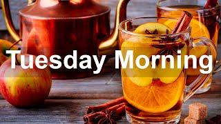 Tuesday Morning Jazz - Exquisite Autumn Bossa Nova Jazz Music