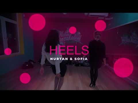 SAY MY NAME - BEYONCÉ | Heels class at Malmö Dansakademi by Nurtan Lilly Tas & Sofia Hallborn