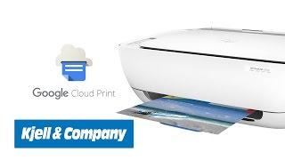 Skriv ut med Google Cloud Print (Hur funkar det?)