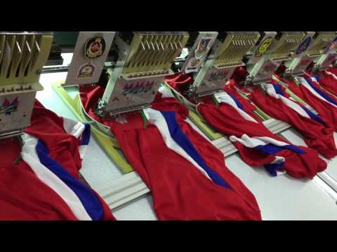 Duo Express Embroidery Production