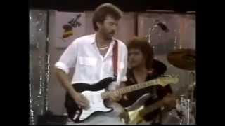 Eric Clapton & Phil Collins - She's Waiting (BBC - Live Aid 7/13/1985)