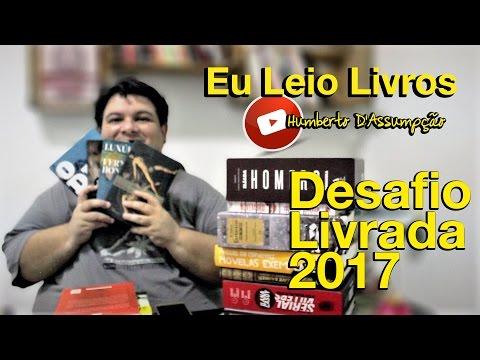 DESAFIO LIVRADA 2017 - EU LEIO LIVROS
