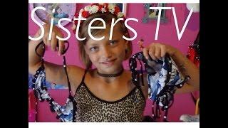 ❤I miei costumi da mare 2015  SISTERS TV miei costumi preferiti