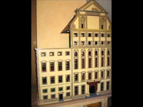 Das Augsburger Rathaus aus LEGO - Update 1