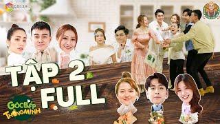 """Góc Bếp Thông Minh   Tập 2 Full: Sam Jun """"sang chấn tâm lý"""" với loạt phát ngôn gây sốc của Đạt G Mia"""