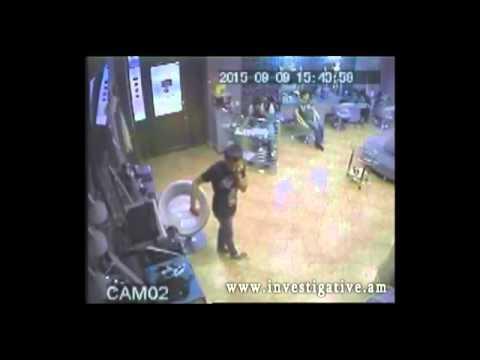 Տեսախցիկներն արձանագրել են գեղեցկության սրահում կատարված գողության դրվագը (Տեսանյութ և լուսանկարներ)