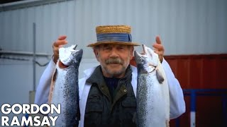 How to Buy Fish - Gordon Ramsay