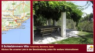 preview picture of video '5 Schlafzimmern Villa zu verkaufen in Fontpineda, Barcelona, Spain'