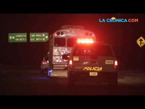 Pasa Caravana sin pisar Mexicali