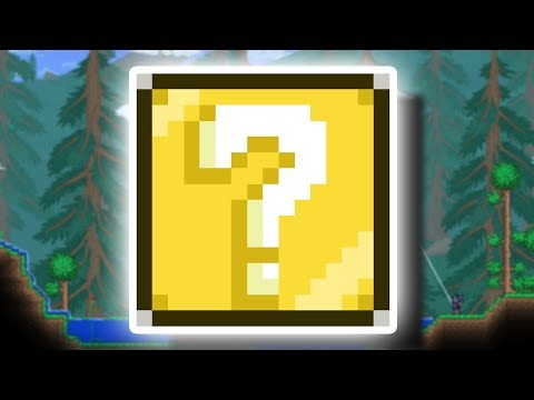 What if Lucky Blocks were in Terraria?!?