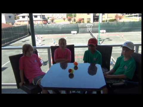 Jr. Team Tennis Kid's Roundtable