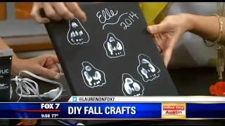 Make It Monday: DIY Fall Crafts