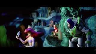 Disneyland Commerical: Buzz Explores