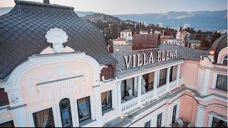 Villa Elena Hotel 5* Crimea // Отель Вилла Елена 5* в Крыму аэросъемка