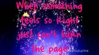 Jordin Spars - The World I Knew [LYRICS]