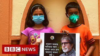 Amitabh Bachchan: Indian fans pray for Bollywood star to beat Covid-19 - Download this Video in MP3, M4A, WEBM, MP4, 3GP