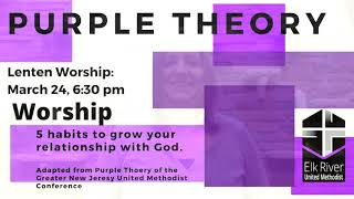 Lenten Worship: March 24