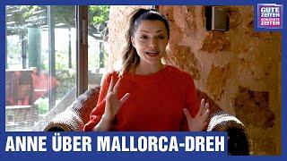 GZSZ Interview | Anne Menden über den Dreh auf Mallorca