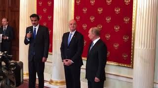 Катар на ЧМ-2022 рассчитывает выступить лучше, чем Россия на ЧМ-2018