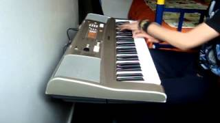 Lake Bodom - Children of Bodom (Keyboard cover)