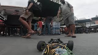 Rc buggy FPV jalan-jalan